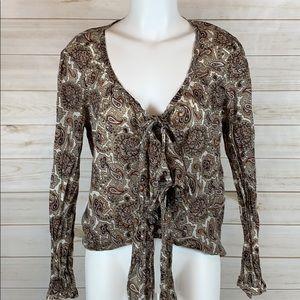 MICHAEL KORS~ Large Shirt